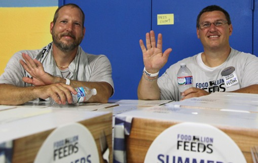 Special Feature! Food Lion Feeds Takes a Stand Against Child Hunger