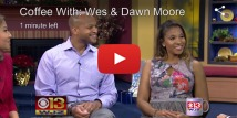 Coffee With: Wes and Dawn Moore