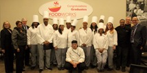 Congrats Grads! Class 19 Completes FoodWorks Program