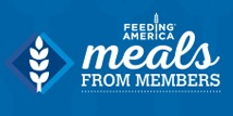 Give Meals from Members with Sam's Club
